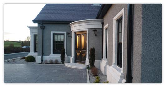 Granite Window Sills and Surrounds