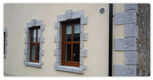 Surrounds and Quoins