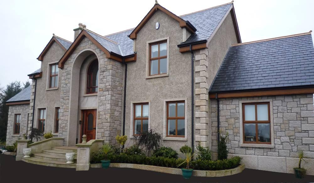 Granite quoins creggan granite ireland creggan granite for Brick quoin corners