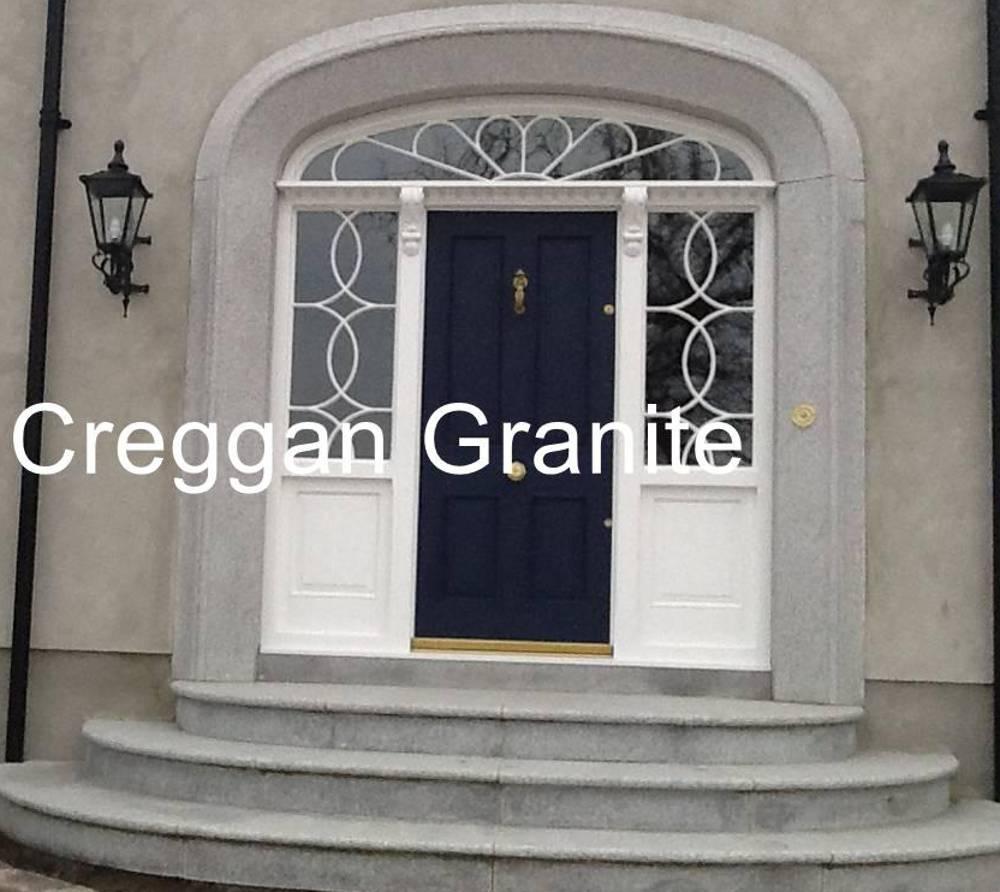 Steps Creggan Granite Ireland Creggan Granite Ireland