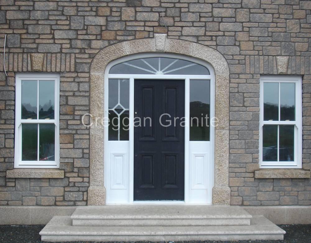 Steps - Creggan Granite Ireland - Creggan Granite Ireland